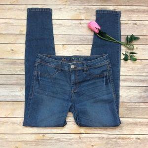 LC Lauren Conrad skinny jean jeggings size 4
